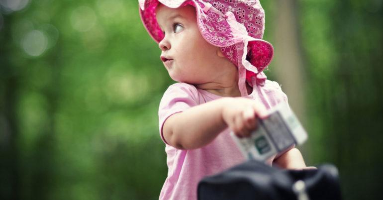 Was tun, wenn Kinder stehlen