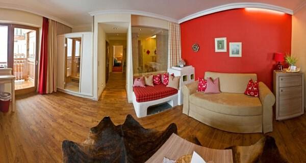 Zimmer im Kinderhotel Seehotel Jägerwirt in der Steiermark