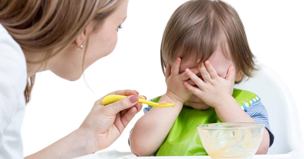 Appetitmangel bei Kindern