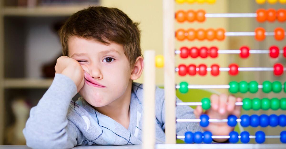 Aufmerksamkeitsdefizit bei Kindern