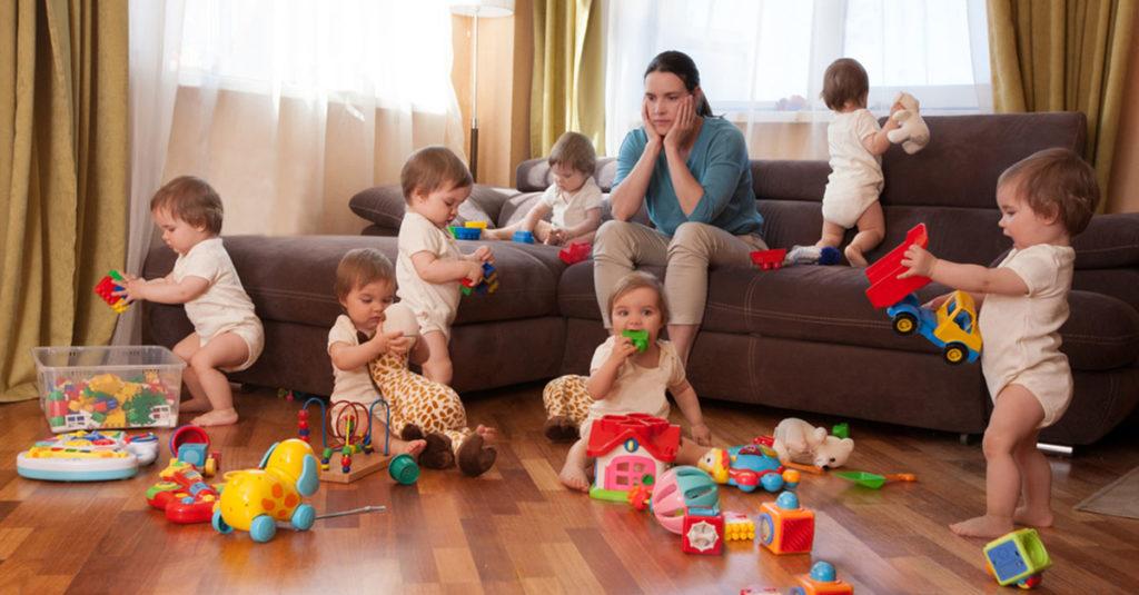 Kinder mit ADHS