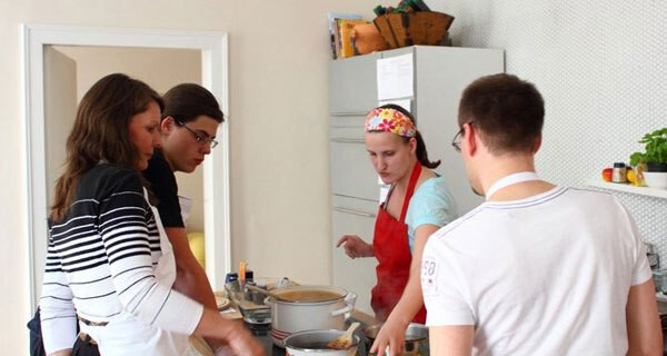 Kochworkshop der Ernährungsberatung Christina Schnitzler