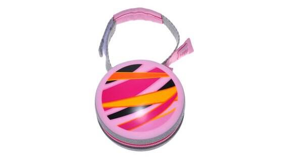 Das Schnullertäschchen MAM Pod in pink