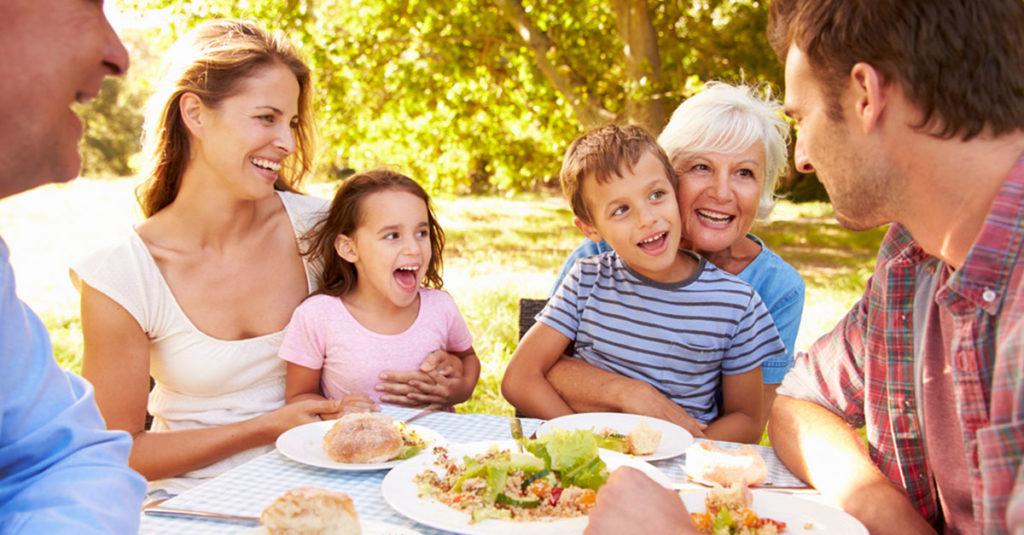 Tischmanieren bei Kindern