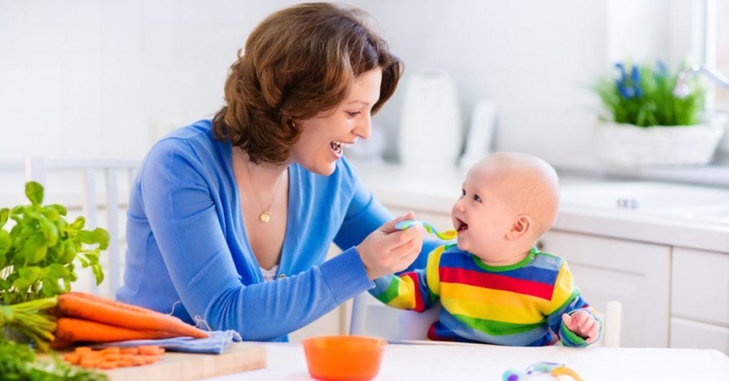 Baby Ernährungsplan