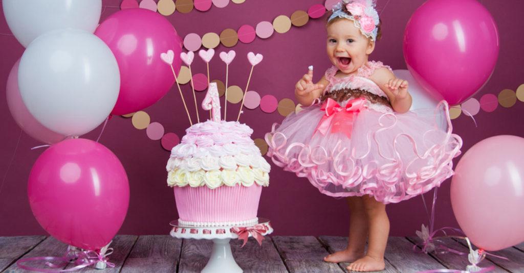 Babys Geburtstag