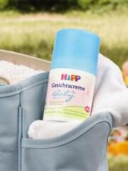 Gesichtscreme für Babys aus dem Hause HiPP