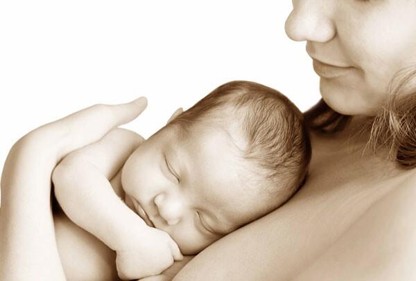 Bernsteinkette wenn Babys zahnen