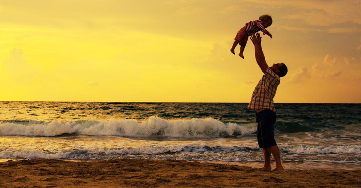 Ferien mit Baby