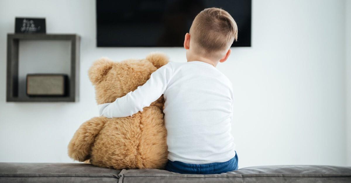 Kinder und Fernsehen