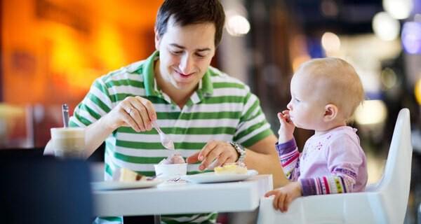 Hochstühle Für Babys Und Kleinkinder ~ Hochstuhl babys erster sitzplatz