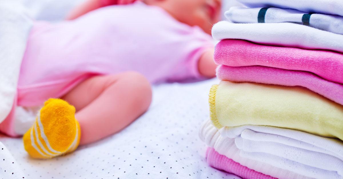 Kleider für Baby