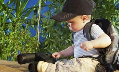 Langeweile bei Kindern und Babys