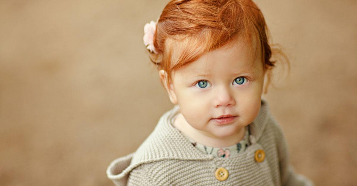 Mode für ein Baby
