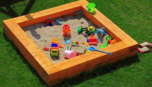 Spielgeräte für den eigenen Garten