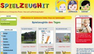 Spielzeug online kaufen bei spielzeughit.de