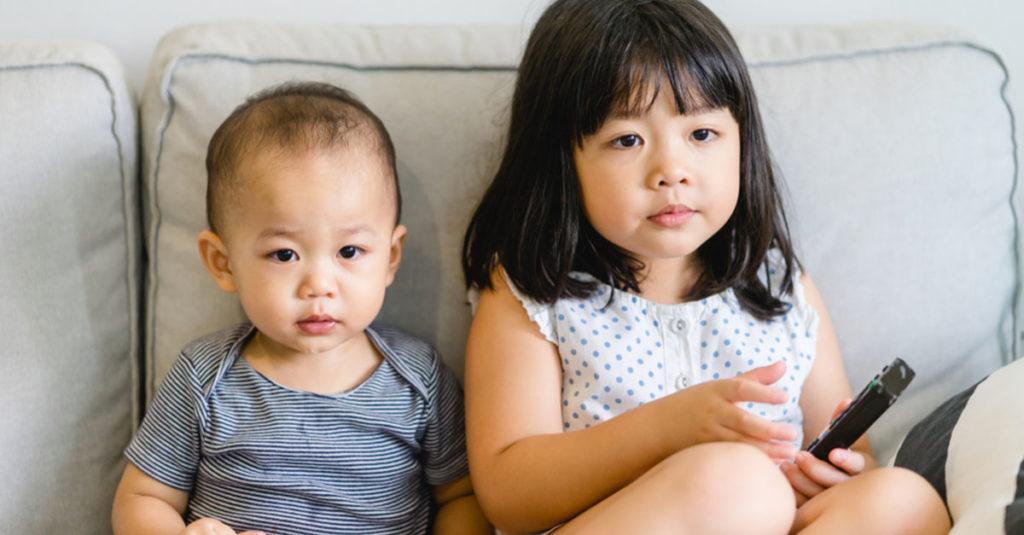 Wie wichtig ist fernsehen für Kinder?