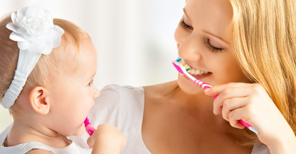 Ab wann Zahnpflege?