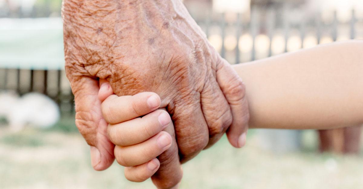 Alte Eltern