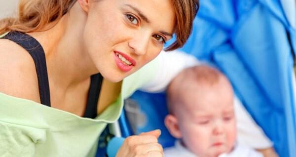 Was tun, wenn Baby zahnt fragen sich viele Eltern