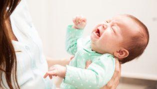 Was tun, wenn mein Baby Blähungen hat