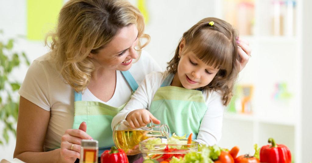 Gesunde Ernährungsregeln für Kinder