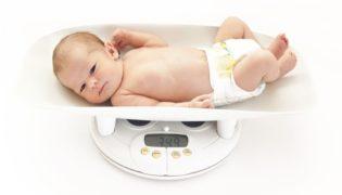 Baby Gewicht