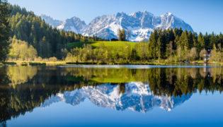 Große Berge für kleine Abenteurer