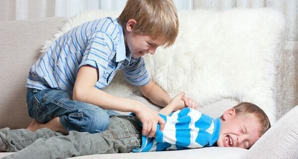 Hyperaktivität beim Kind kann für Eltern anstrengend sein