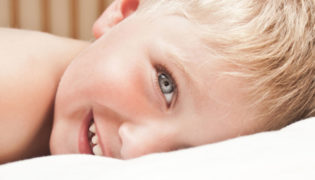 Kind bleibt nicht im Bett