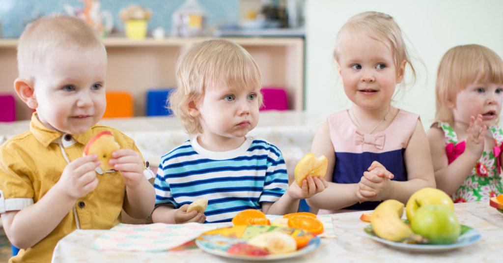 Vitamine für Kleinkinder