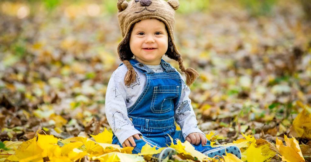 Abenteuer Herbst - mit Kindern in der Natur spielen