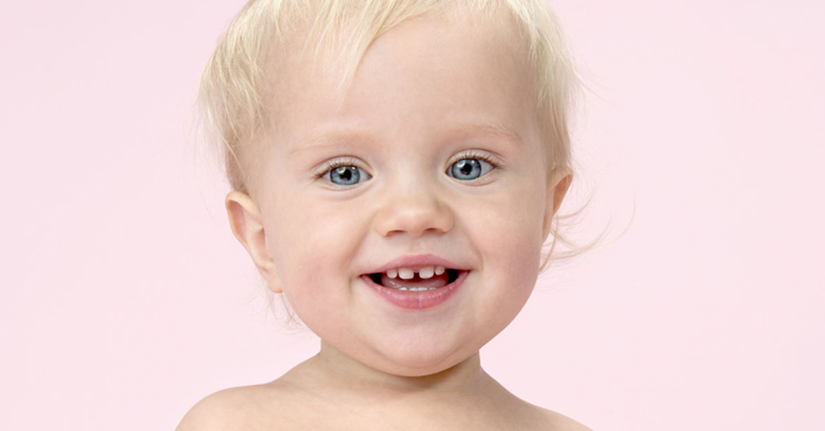 Babys erste Zähne - das sollten SIe wissen