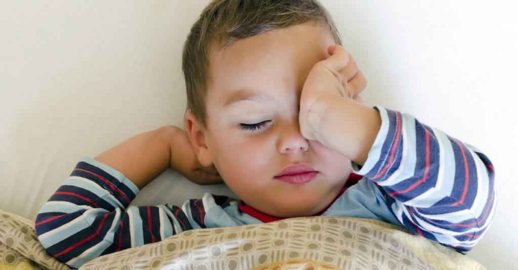 Einschlafstörungen bei Kindern