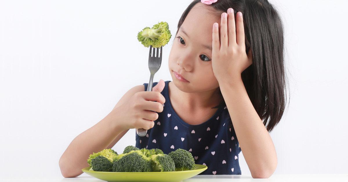 Essstörungen bei Kindern