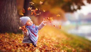 Abenteuer Herbst – mit Kindern in der Natur spielen