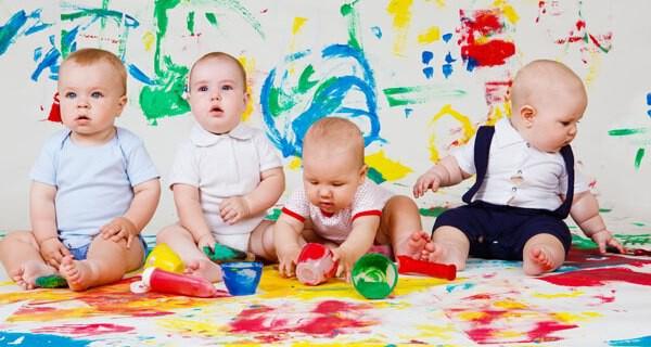 Auch kostenlose Baby Spiele machen Eltern und Kind oft viel Freude