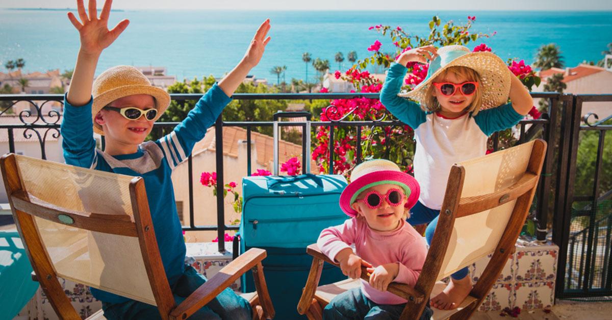 Kururlaub mit Kindern