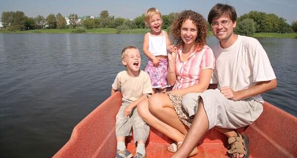 Unternehmungen mit Kindern sollten Eltern regelmässig planen