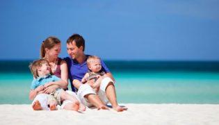 Urlaub mit Kindern