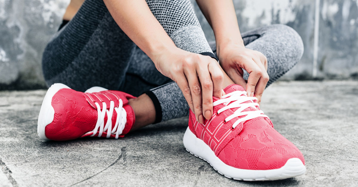 Bequeme Schuhe sind für Mütter Pflicht