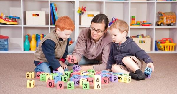 Für Eltern mit Kind ist das Thema Kinderbetreuung ein wichtiger Aspekt