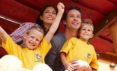 Das Familienhotel Meran 2000 ist ideal für Eltern die mit Kind Urlaub machen wollen