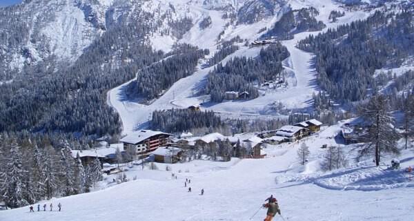 Das Hotel Sonnenalpe ist für Familien die einen Winterurlaub am Nassfeld planen ideal