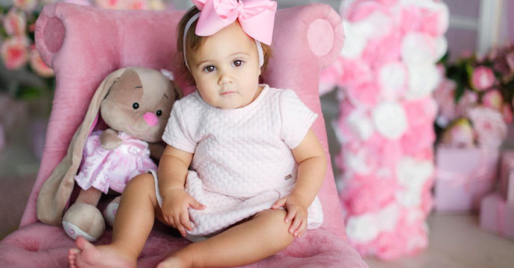 Baby Entwicklung Monat 12