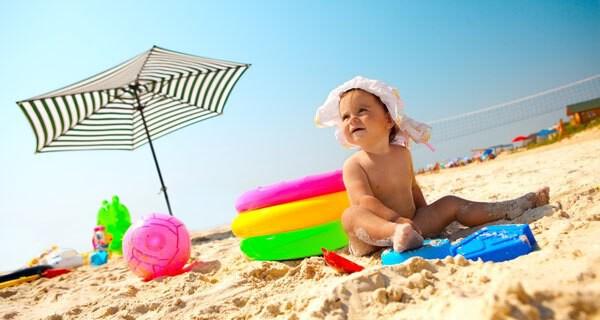 Tipps für Eltern die einen Spanien-Urlaub mit Baby oder Kind planen