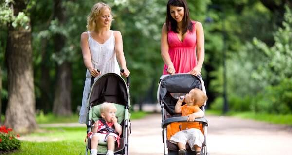 Viele Eltern wählen für Ihr Kind den Haberkorn Kinderwagen Variosport