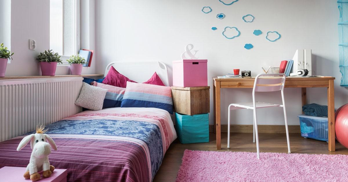 Kinderbetten und Jugendbetten