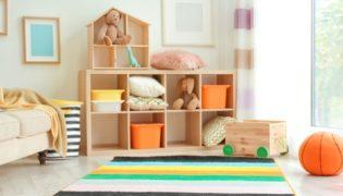 Tipps zur Dekoration von einem Kinderzimmer