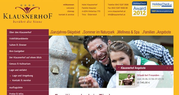 Das Zillertal bietet für Familienurlaub im Tirol die richtigen Hotels